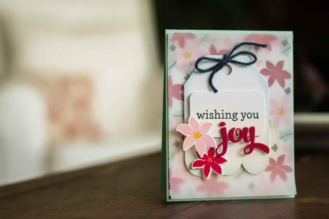 Guest Designer: Wishing You Joy…